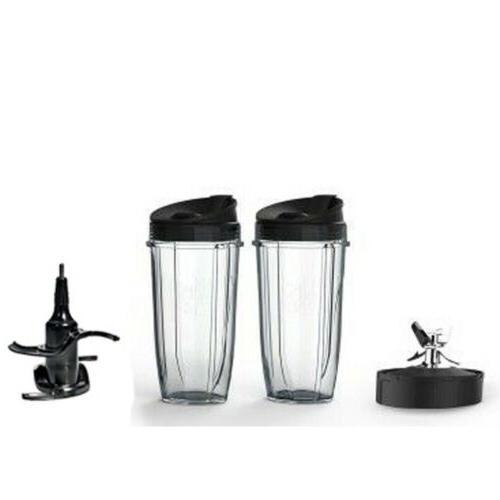 Ninja BL494 Pro & Food 1200W w/ Cups & Lids