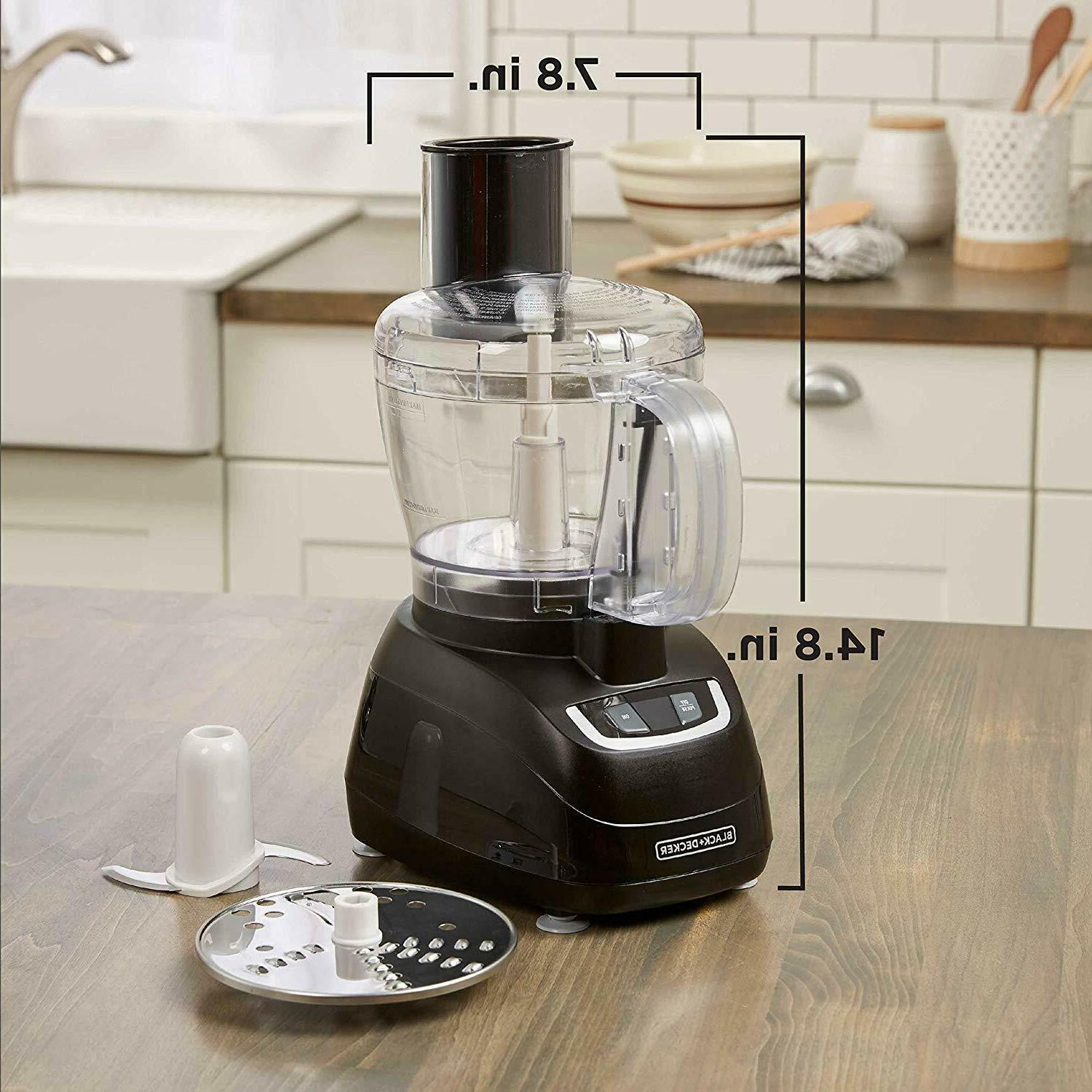 Black & Decker Cup black, Food Processor FP1600B