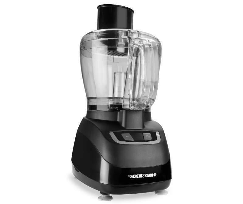 BLACK+DECKER 8-Cup Food Processor,
