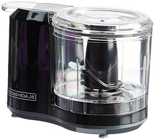 black decker 1 5 cup electric food