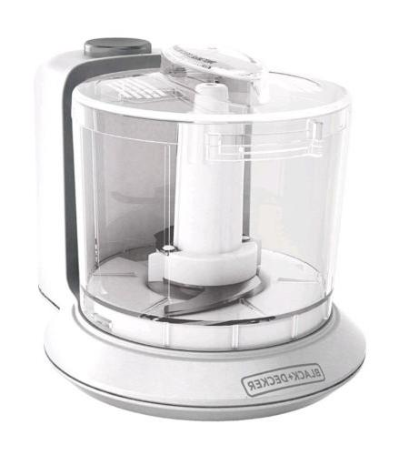black decker 2 cup one touch electric