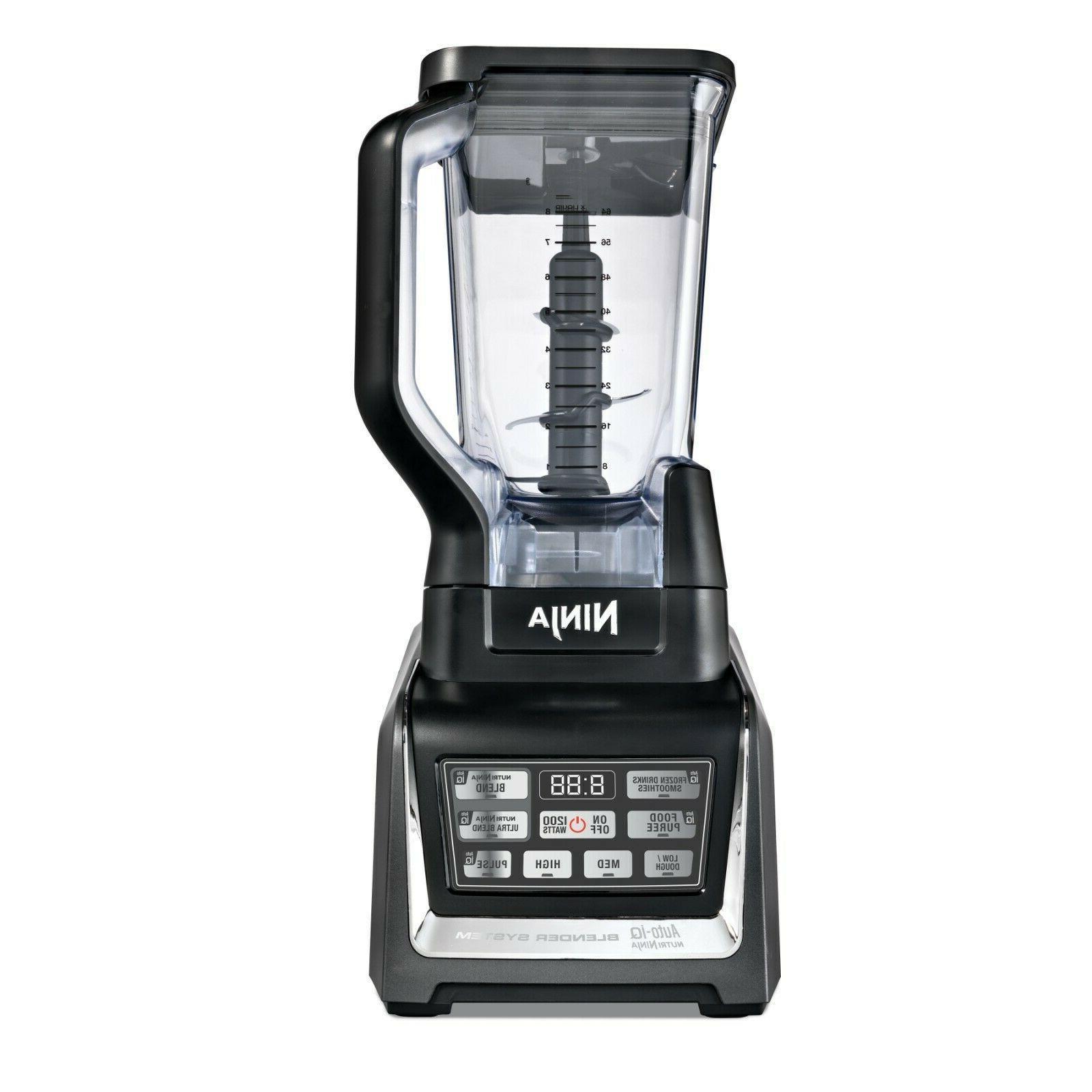 Blender 72 oz System watt food processor