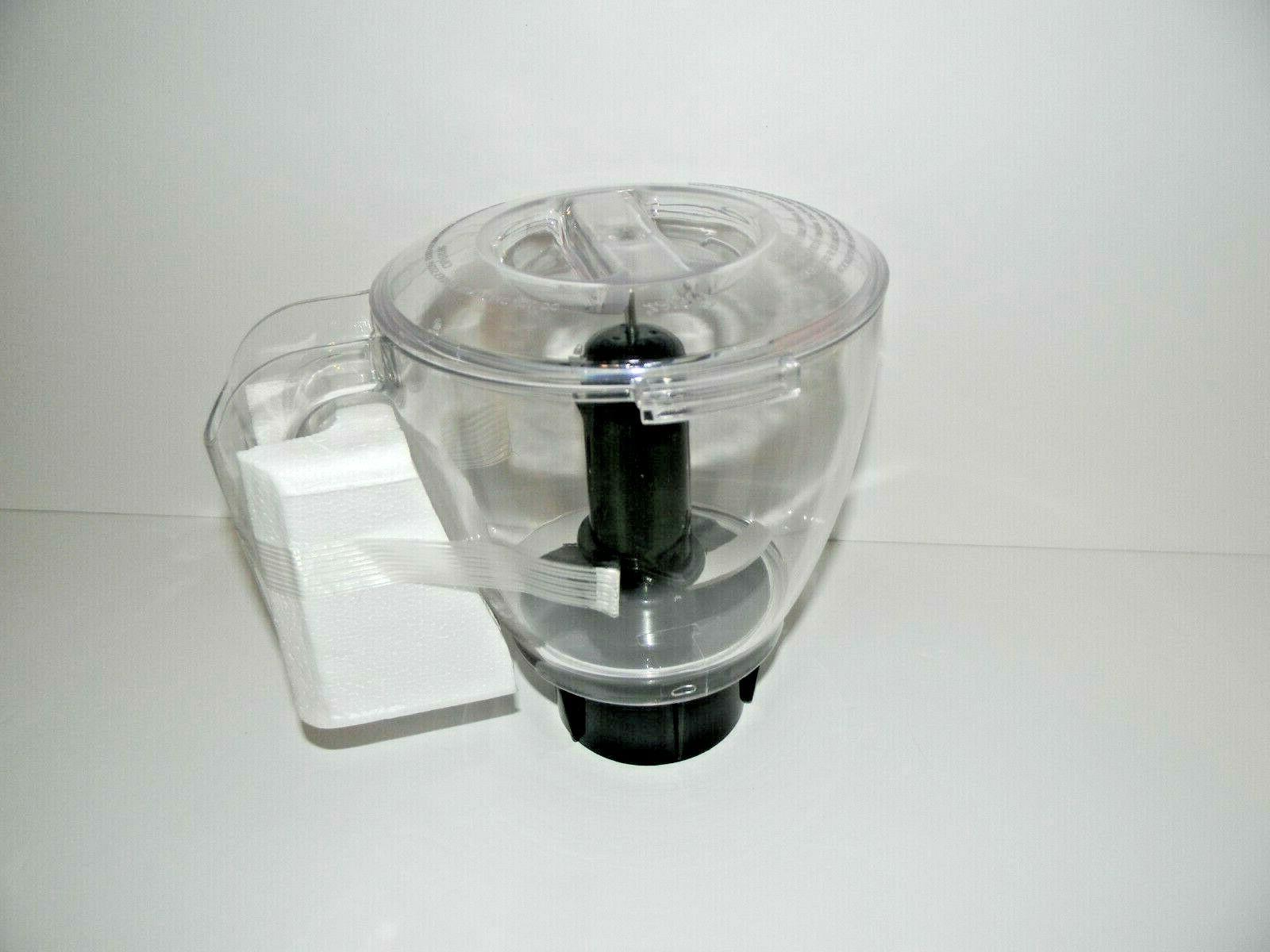 blender food processor attachment bowl lid chopper
