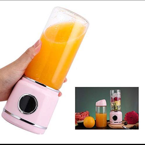 Blender Cup Rechargeable Fruit Juice Mixer