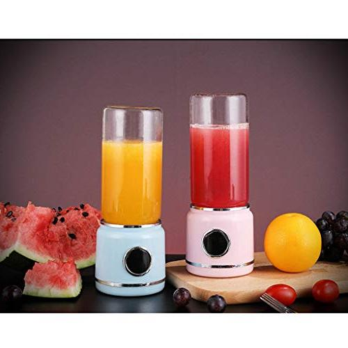 Blender Cup Rechargeable Electric Automatic Vegetable Fruit Maker Cup Mixer Bottle