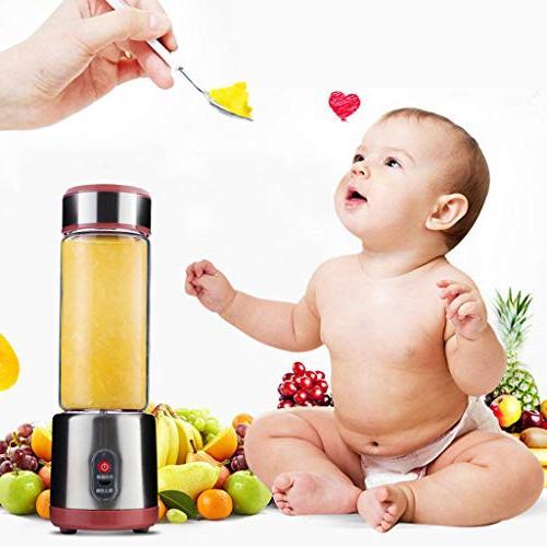 Blender Juicer Cup,Portable Lemon Orange Squeezer Coffee Large Capacity Teacup
