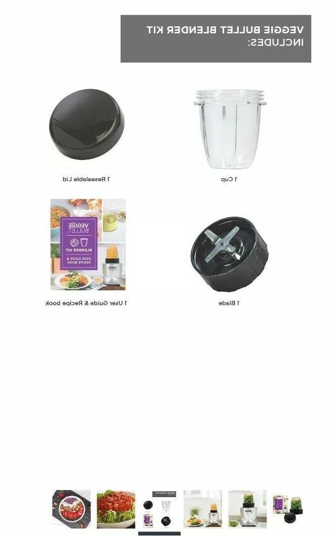Veggie Bullet Blender Kit