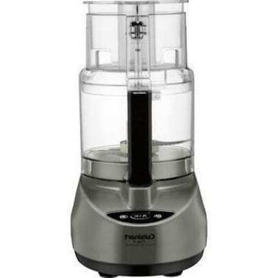 Cuisinart 9-Cup Food Processor with Multipurpose Blade Mix,