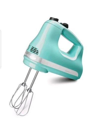 Brand New in Box KitchenAid Hand Mixer 5