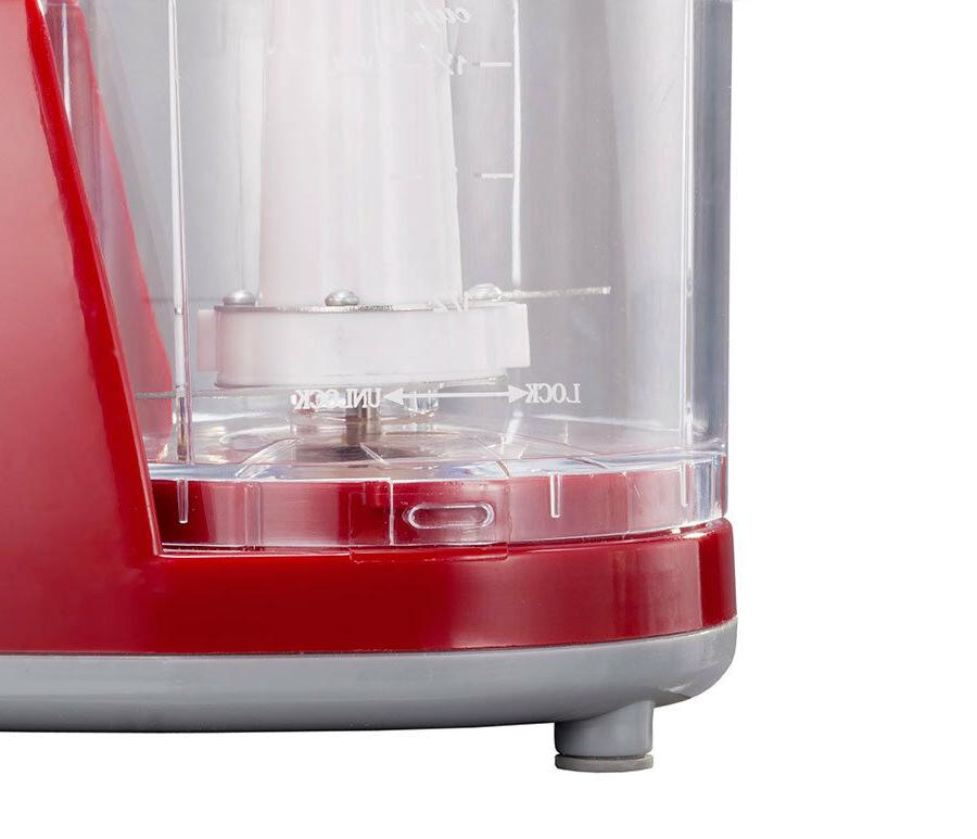 BRAND 1.5-Cup Mini Food Red