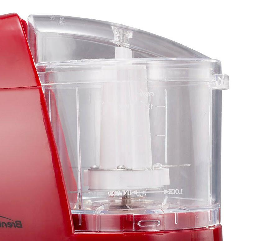 BRAND NEW MC-105 1.5-Cup Food Chopper, Red