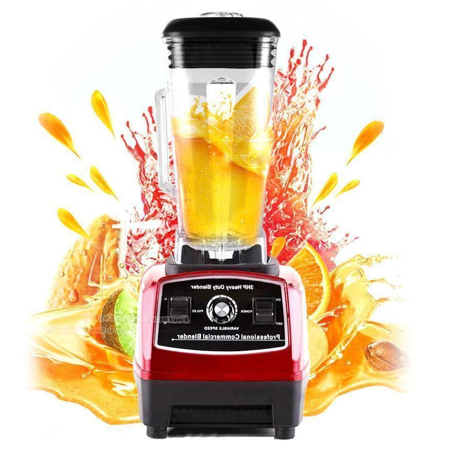 Commercial Blender Mixer Juicer Food Ice Crush