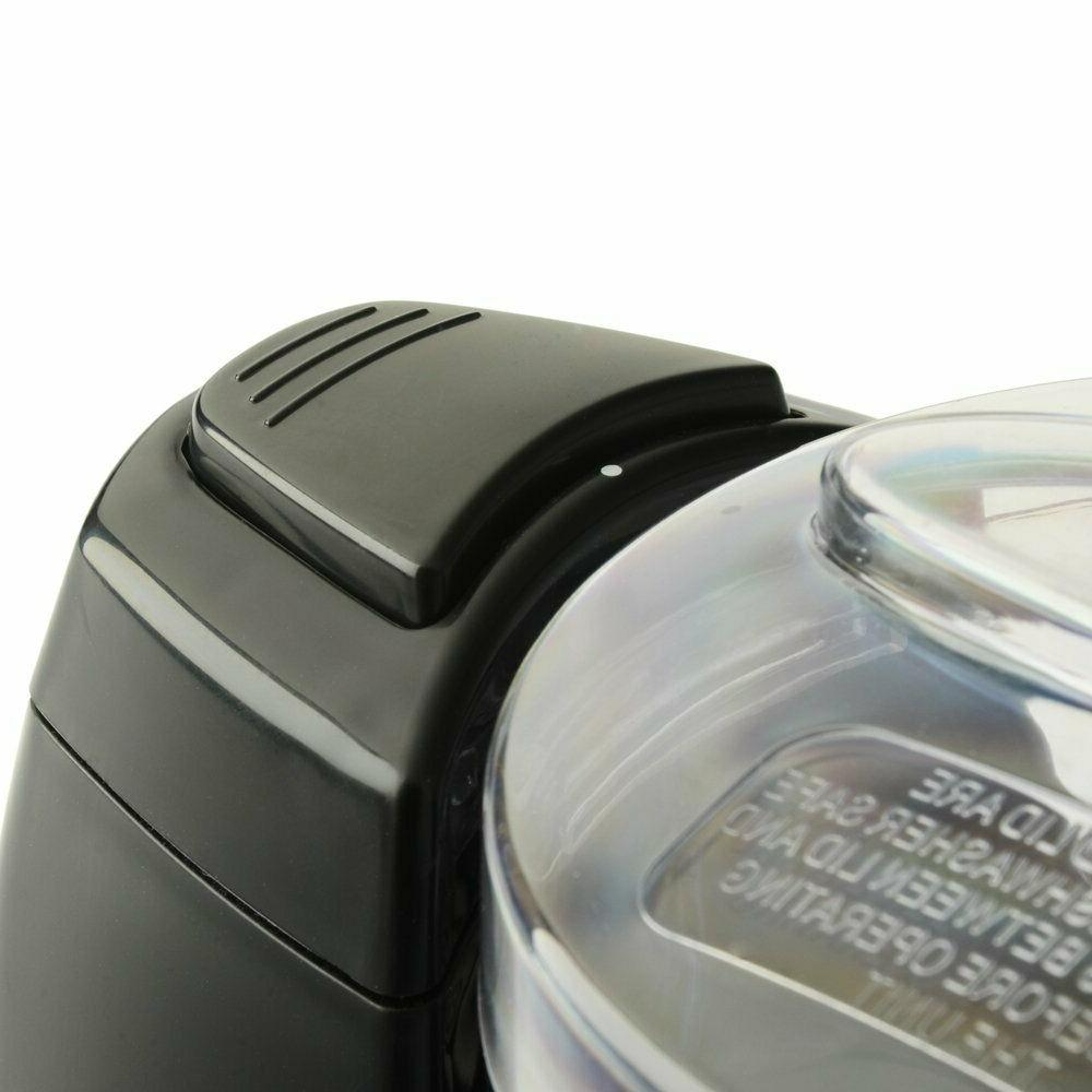 Compact Mini Processor Kitchen Chopper Safe Dishwashable
