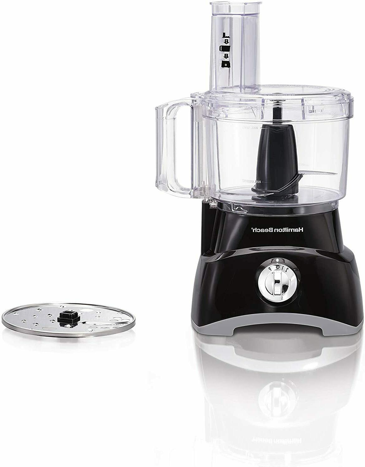 Hamilton 8Cup Food Chopper for Slicing,