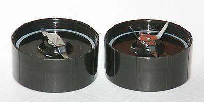 cross and flat blade for food processor