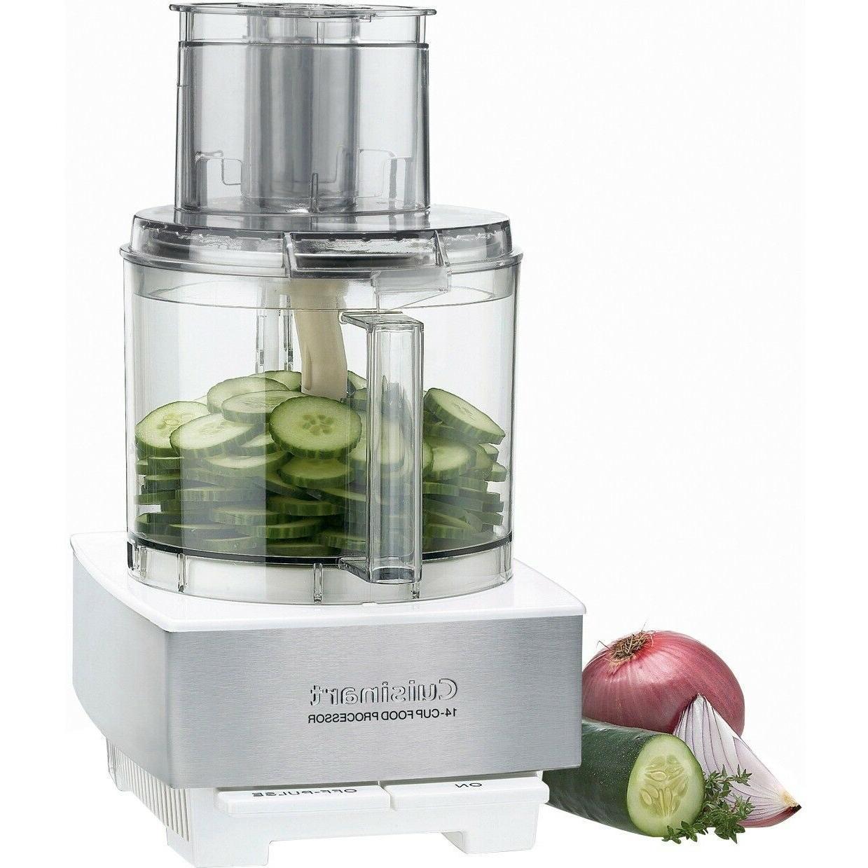 Cuisinart Custom 14-Cup Food Processor, W