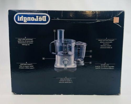 DeLonghi And Duty Stainless