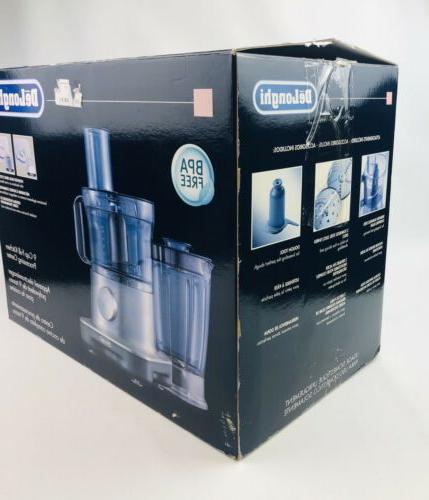 DeLonghi And Integrated Heavy Duty Stainless