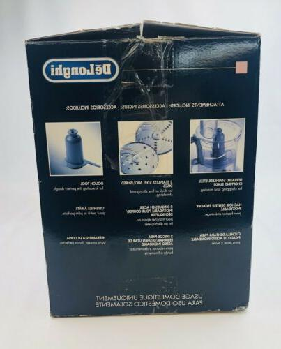 DeLonghi Duty Stainless
