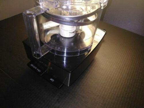 CUISINART- DFP-14BCN 14 Cup Food Processor And Black