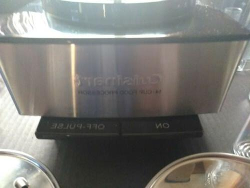 CUISINART- Food Brushed And