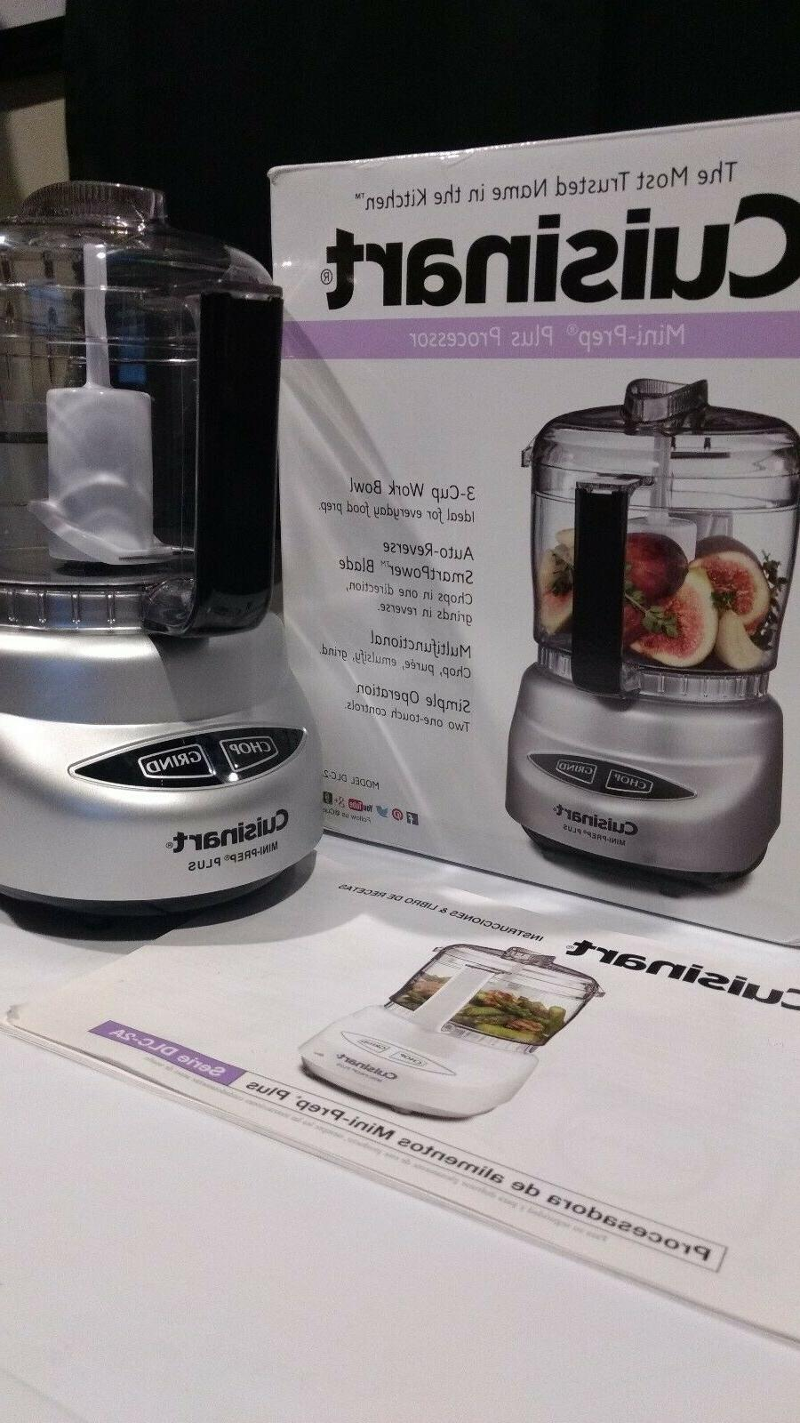 Cuisinart DLC-2 Mini Plus Food Processor cup work