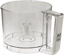 Cuisinart DLC-2014WBN-1 Work Bowl with Handle, White