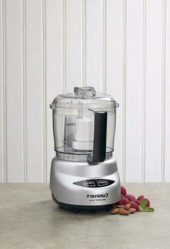 Cuisinart Prep Plus Food Chrome and