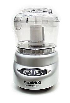 Cuisinart DLC-2ABC Mini Prep Plus Food Processor - Brushed C