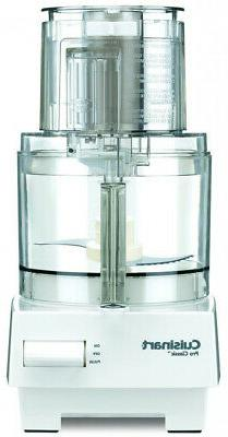 Cuisinart DLC10SY Pro Classic 7 Cup Food Processor White