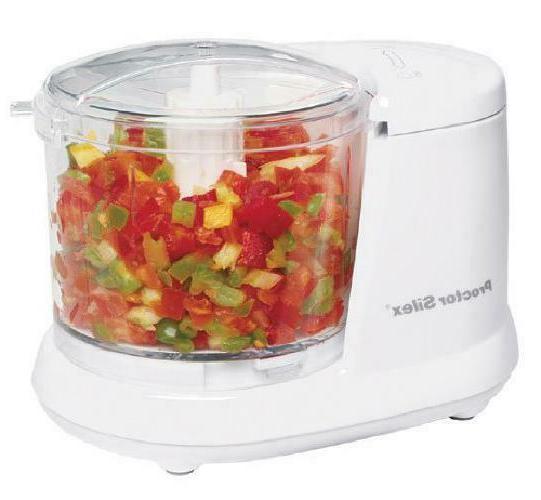 Electric Food Processor Vegetable Chopper Veggie Slicer Smal