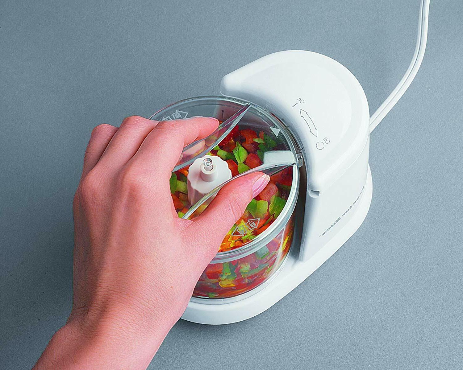 Electric Vegetable Chopper Small Appliance
