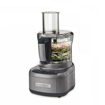 Cuisinart Elemental 8-Cup Food Processor 3-Cup Bowl