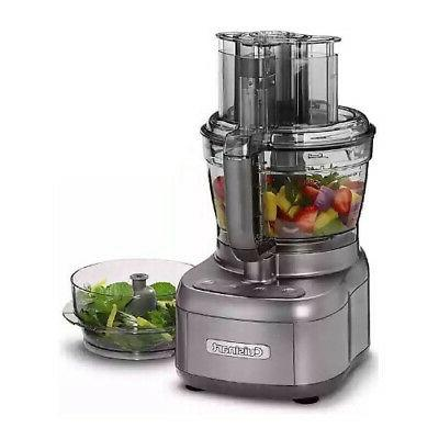 Cuisinart Elemental with 11-Cup and 4.5-Cup Workbowls