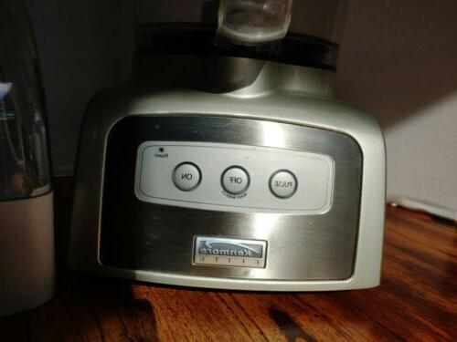 Kenmore Elite With