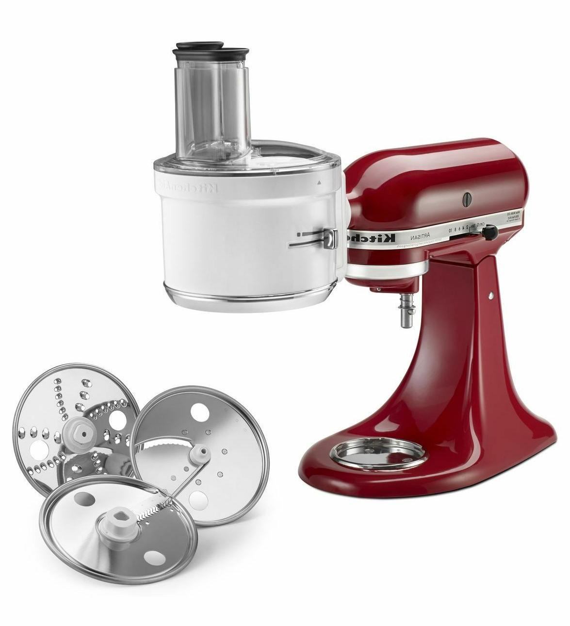 KitchenAid Exact-Slice Processor Attachment RKSM1FPA Mixers