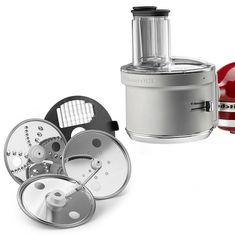 exactslice food processor with dicing kit attachment