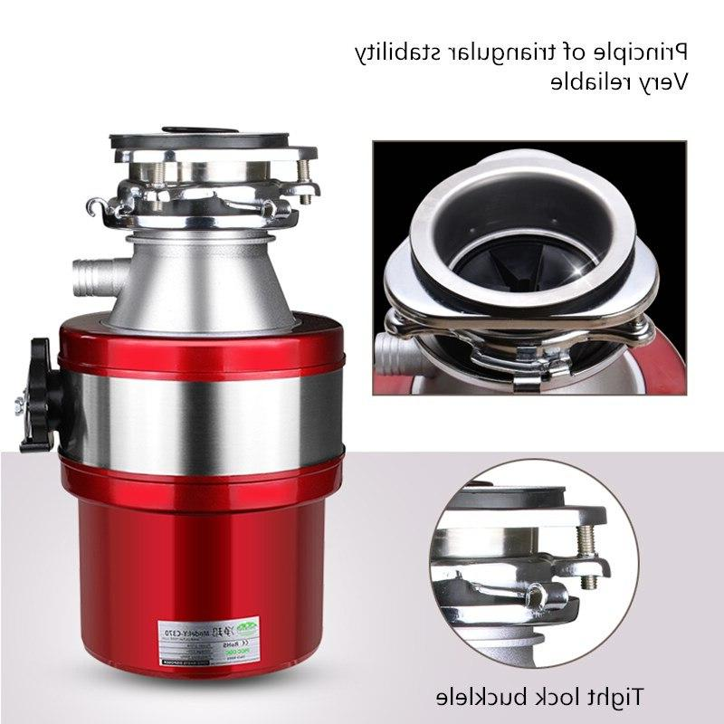 <font><b>Food</b></font> Disposers Household Kitchen Sink Air Low