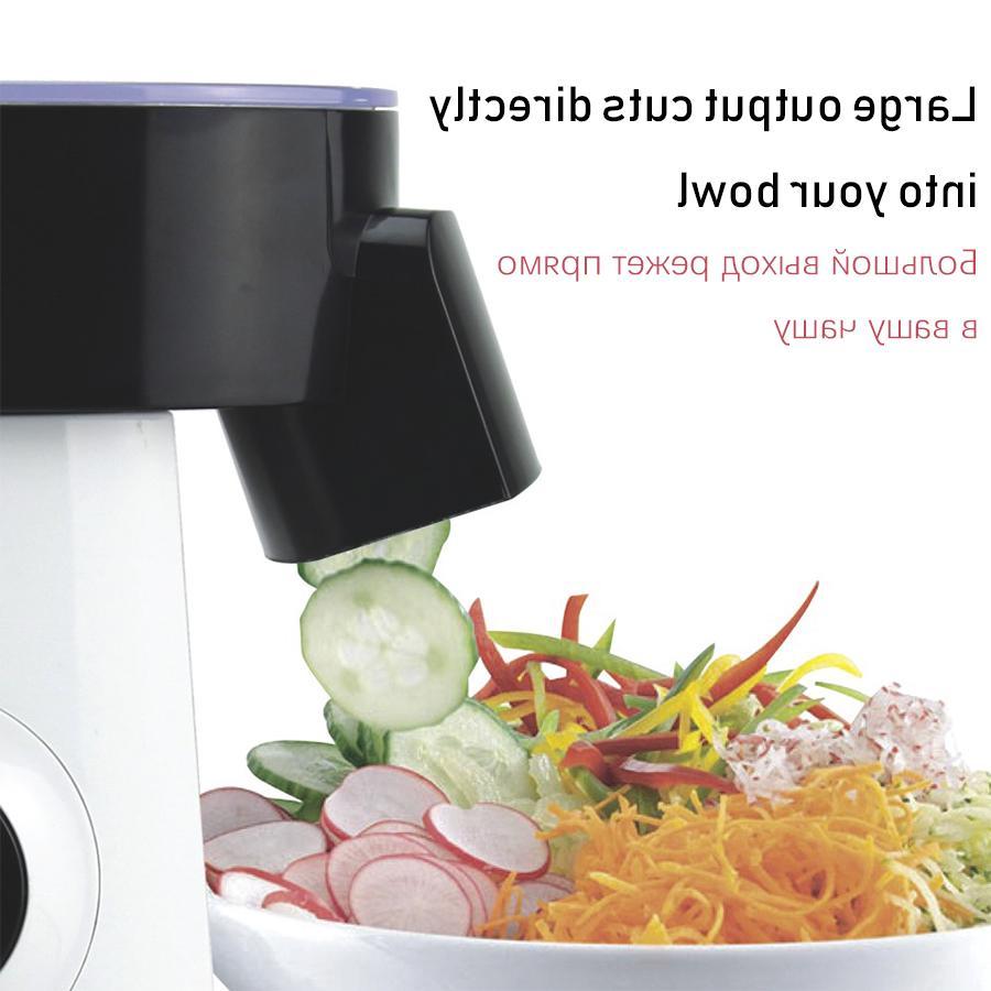 <font><b>Vegetable</b></font> Cutter <font><b>Slicer</b></font> Shredder <font><b>Vegetable</b></font> Chopper for Sonifer