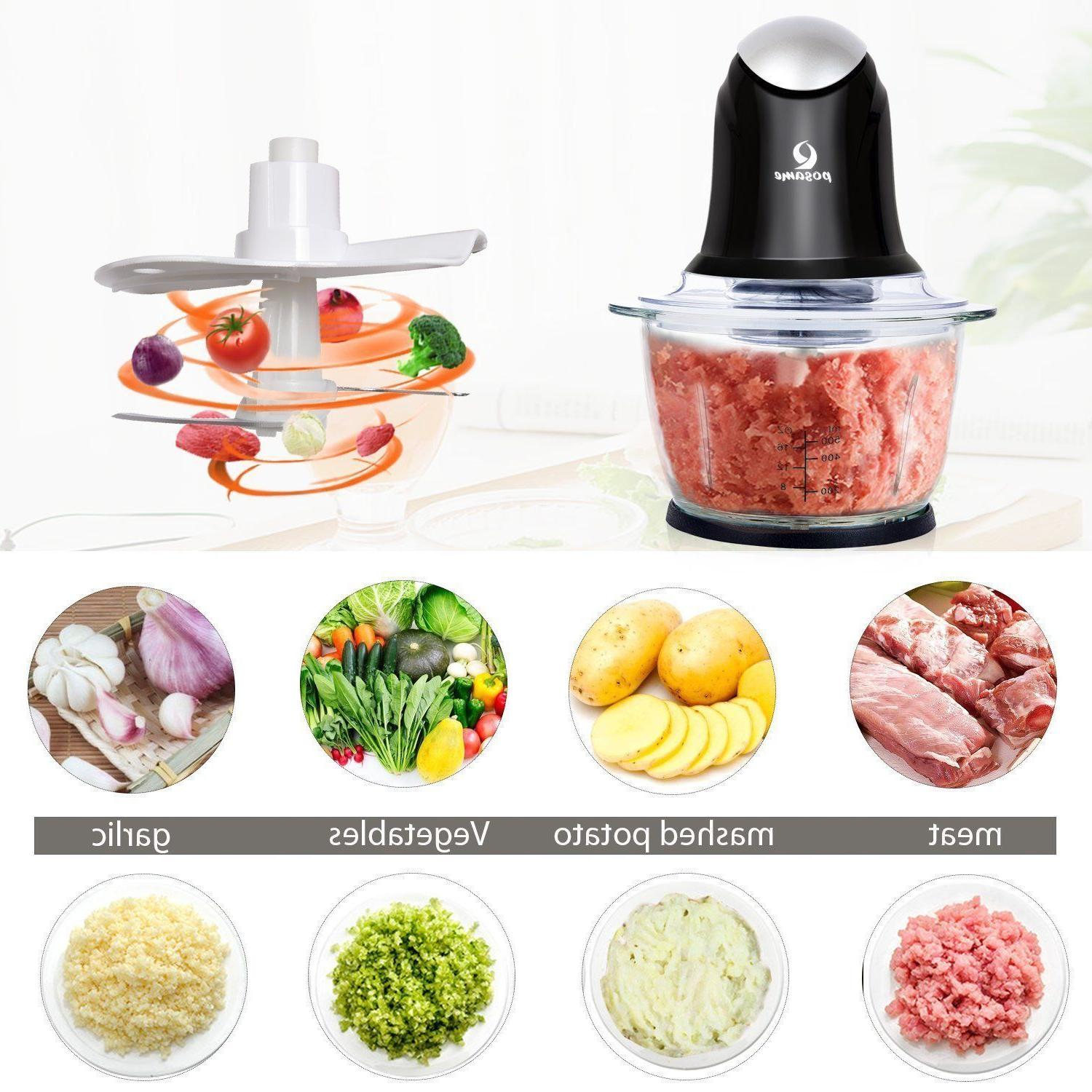 POSAME Food One-Touch Processor
