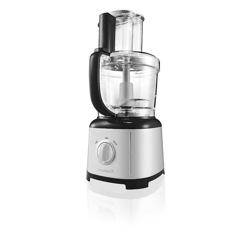 Kenmore Food Processor 11Cup Blk SS - Free ship - Sale