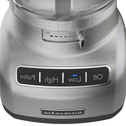 KitchenAid ExactSlice RKFP1333CU, 13-Cup, Contour