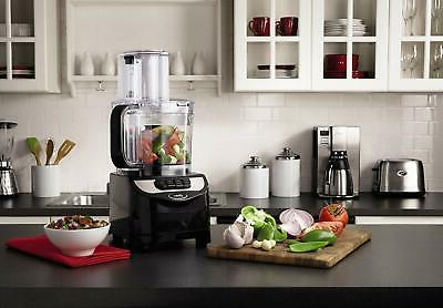 Food 10-Cup 500W Control buttons Chop