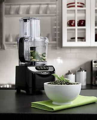 Food 2-Speed 10-Cup 500W buttons Chop