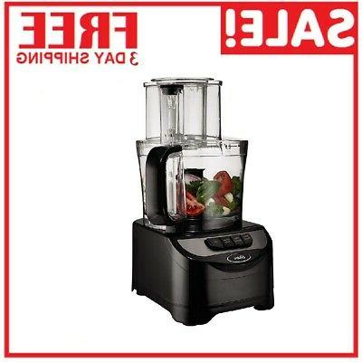 food processor 2 speed 10 cup 500w