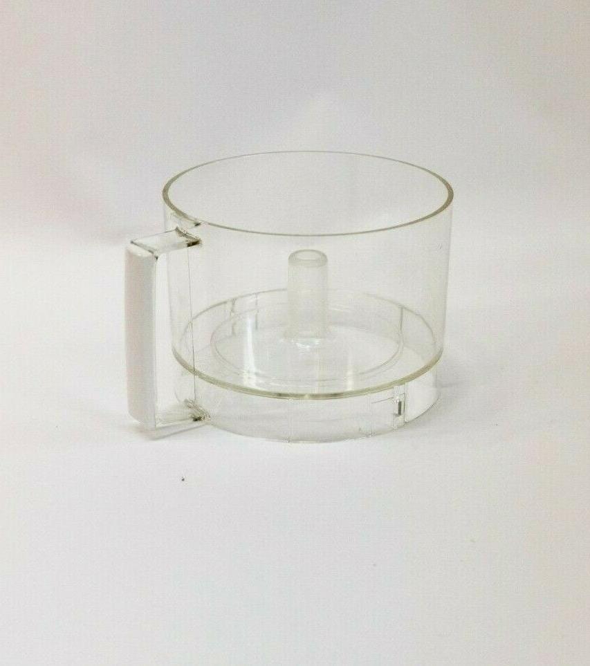 food processor bowl 501568 for fpc 10