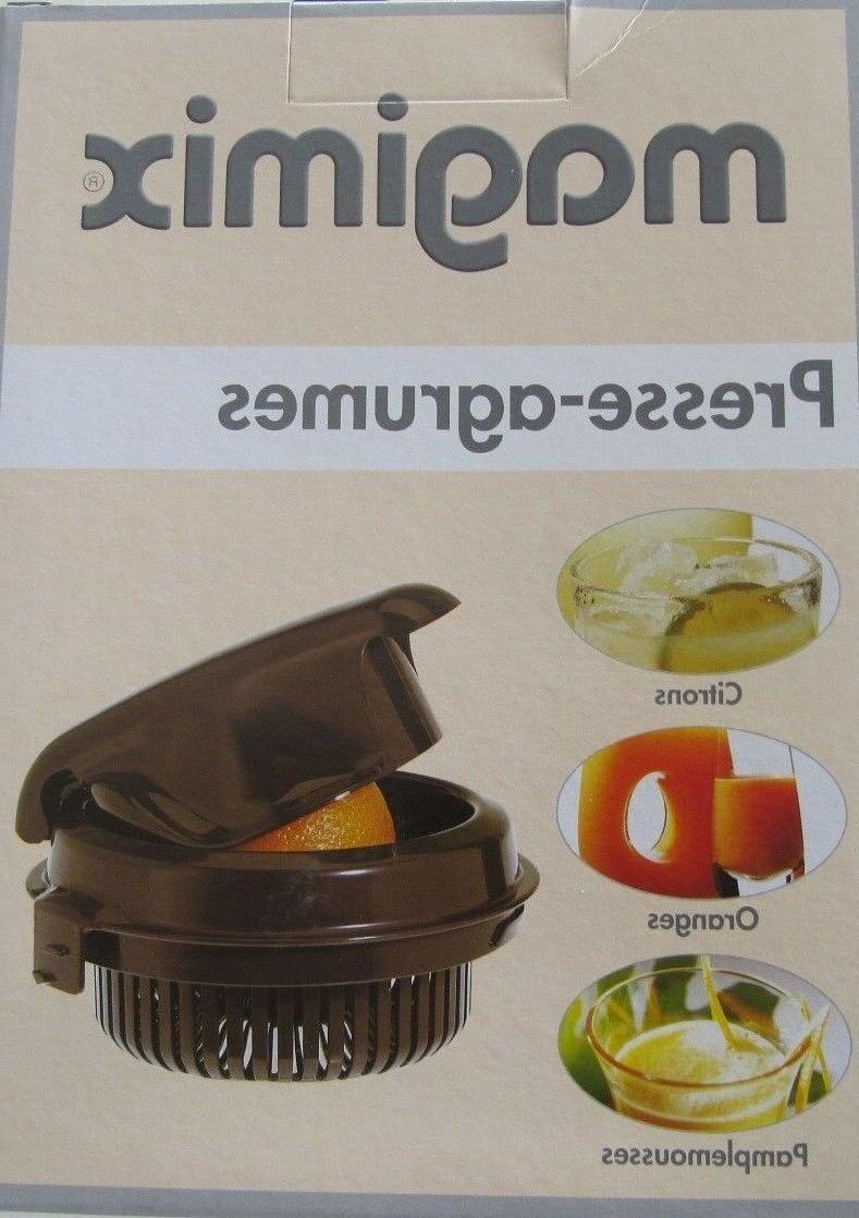 Magimix press 5200XL Black