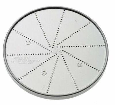 food processor fine grater disc