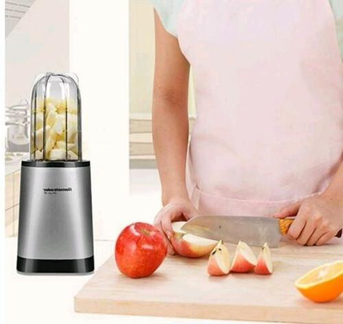 Food Mixer Blender 120 Volts, Watts HOMELEADER