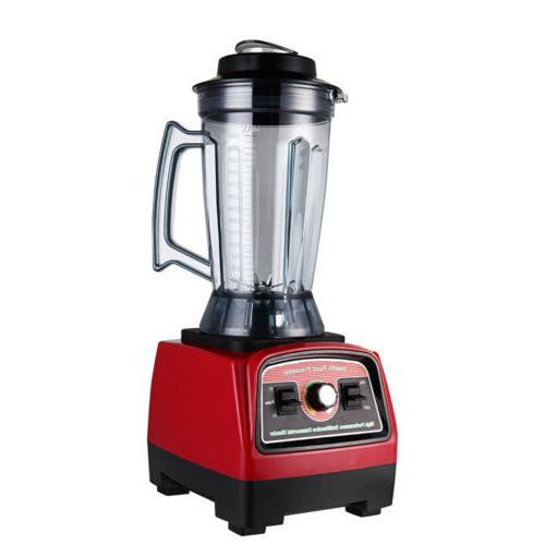 2800W High Speed Electric Juice Blender Juicer Processor